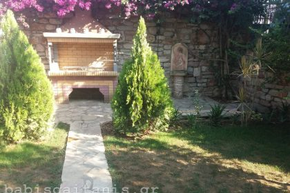 SOLD A 115m² house on a plot of 500m².  SOLD
